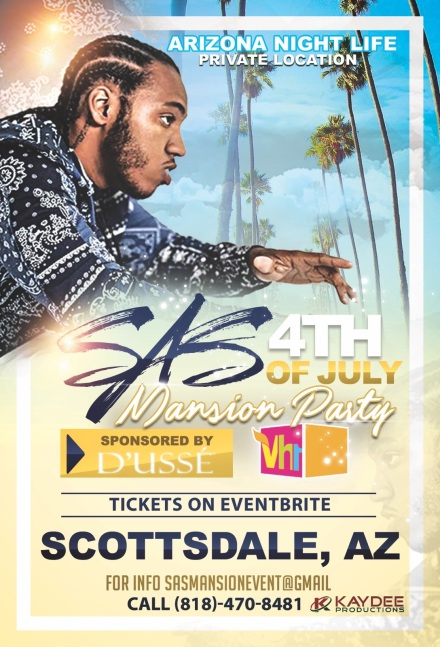 SAS July 4th
